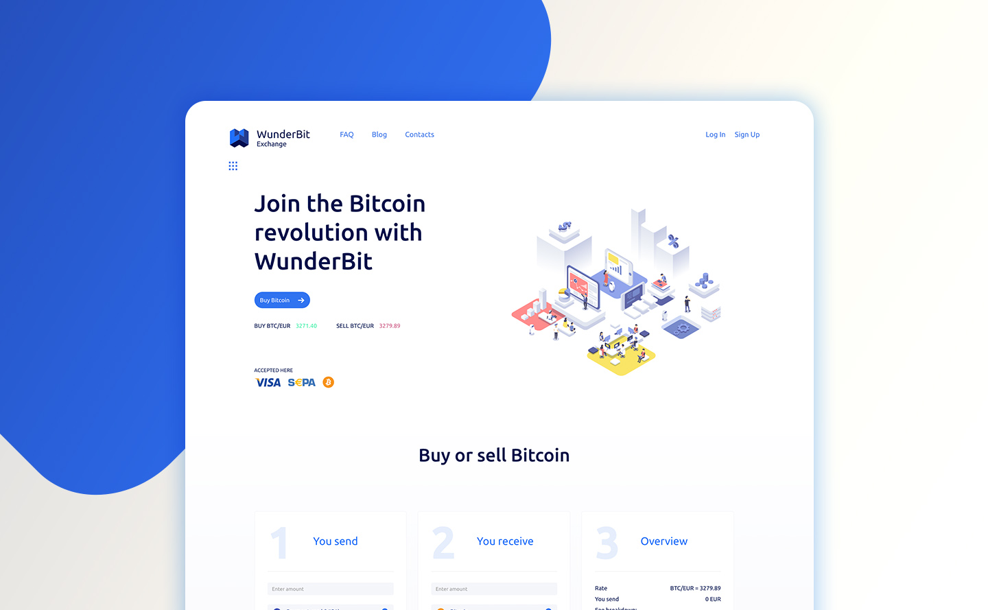 Wunderbit - bitcoin exchange